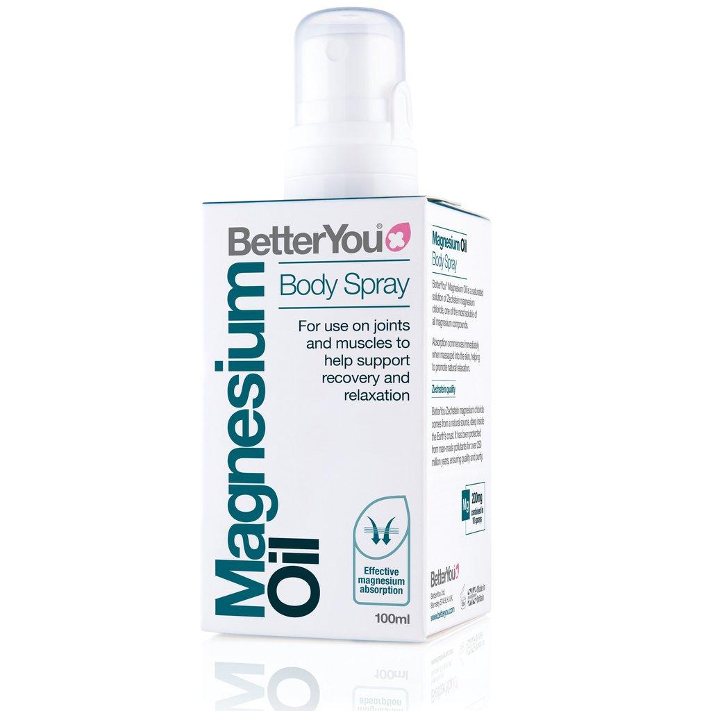 NordicHealth magnesium spray original 100 ml