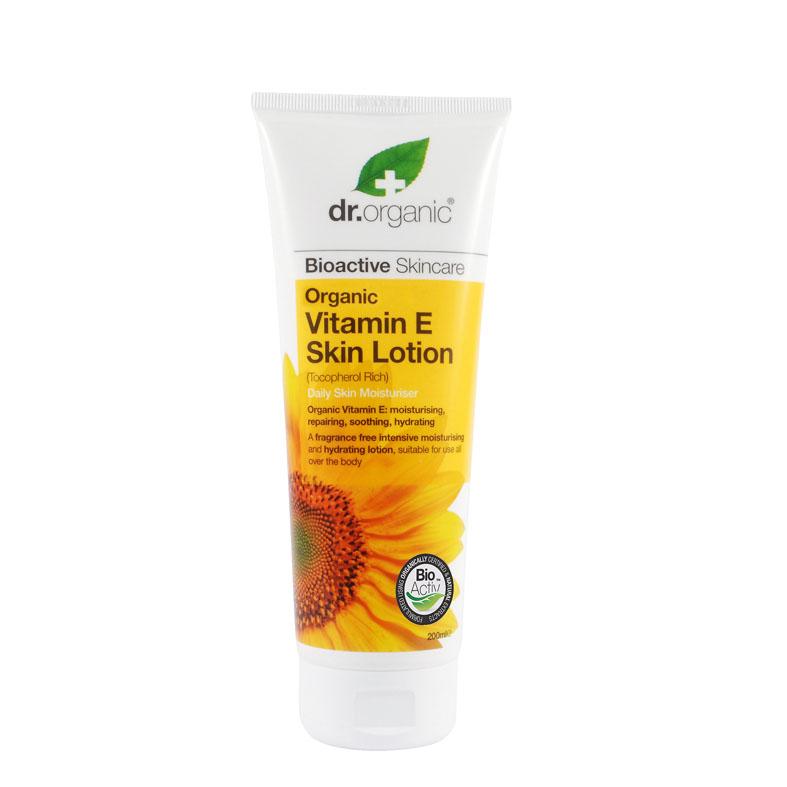 Dr. Organic vitamin e skin lotion 200 ml