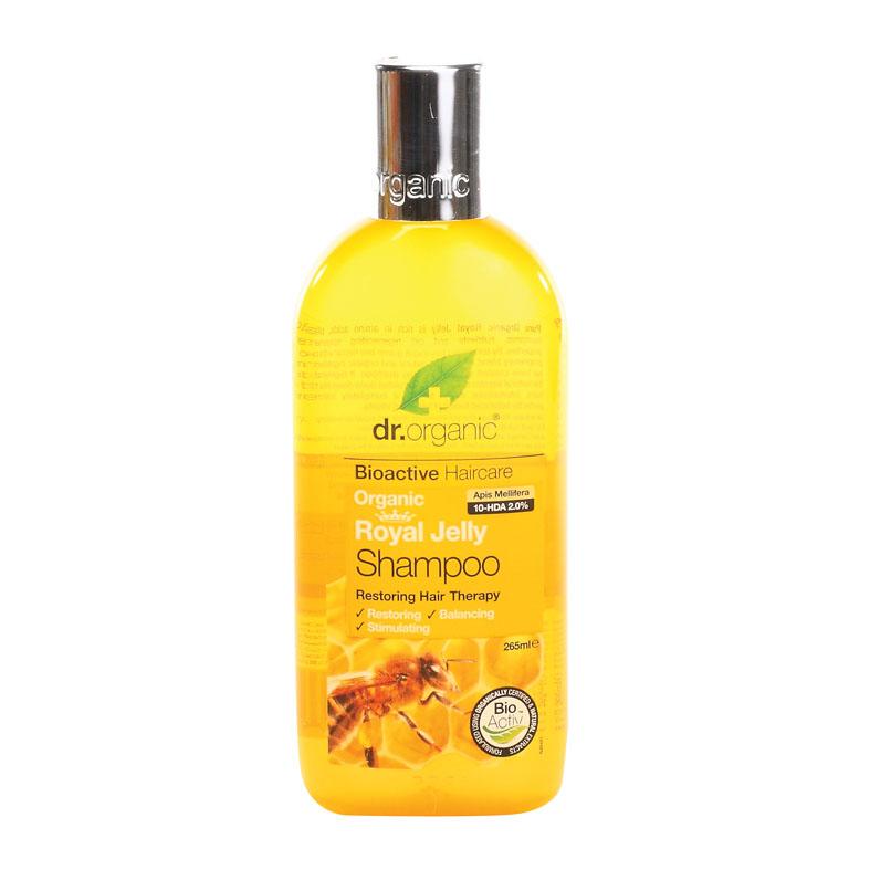 Dr. Organic shampoo royal jelly 265 ml