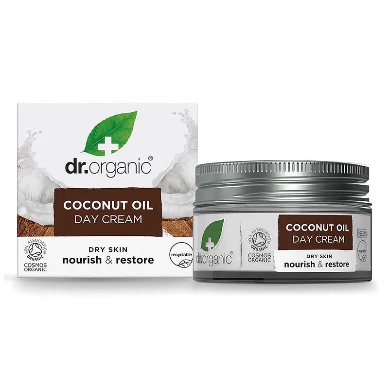 Dr. Organic virgin coconut day cream 50 ml