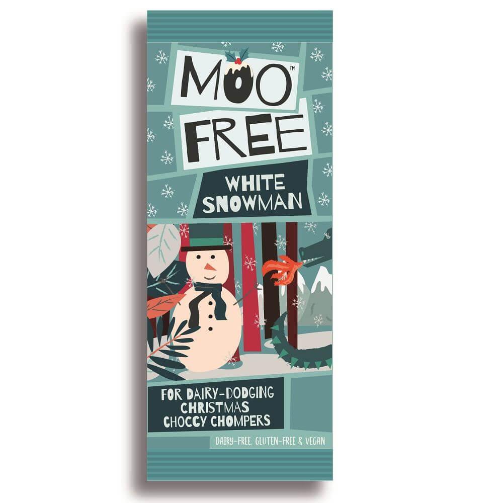 Moo Free white snowman 32 gr