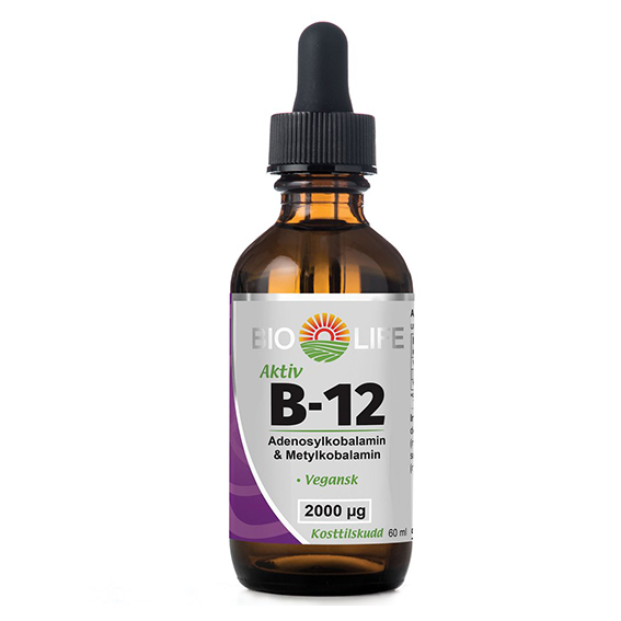 Bio Life B12 flytende 60 ml