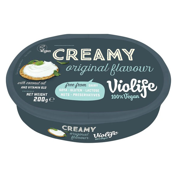 Violife creamy original 200 gr
