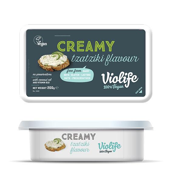 Violife creamy tzatziki flavour 200 gr