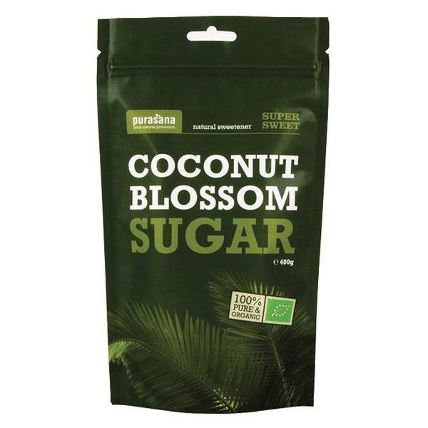 Purasana kokosblomst sukker 300 gr øko