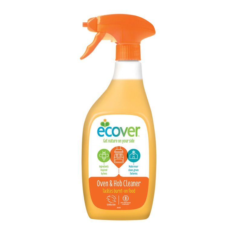 Ecover oven & hob cleaner 500 ml