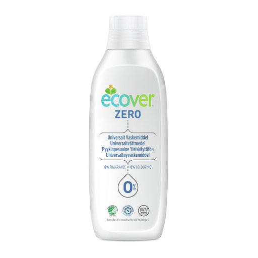 Ecover zero flytende vaskemiddel zero 1 l