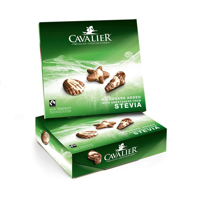 Cavalier stevia sea shell 125 gr