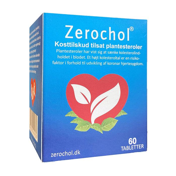 Zerochol 60 tabletter