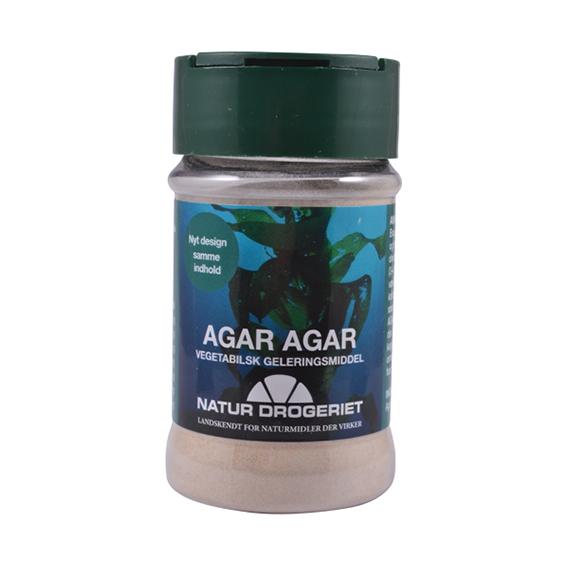 Natur drogeriet agar agar pulver 50 gr