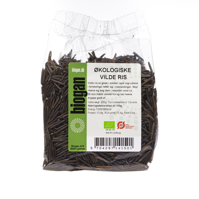 Biogan vill ris 200 gr