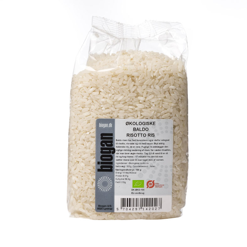Biogan risotto ris 500 gr