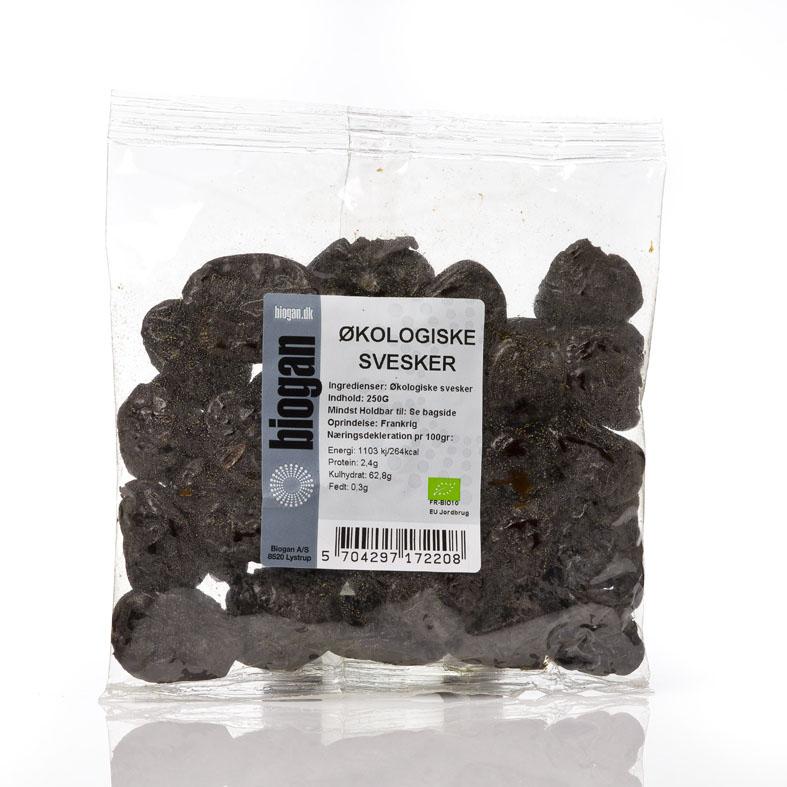 Biogan svisker u/stein 250 gr