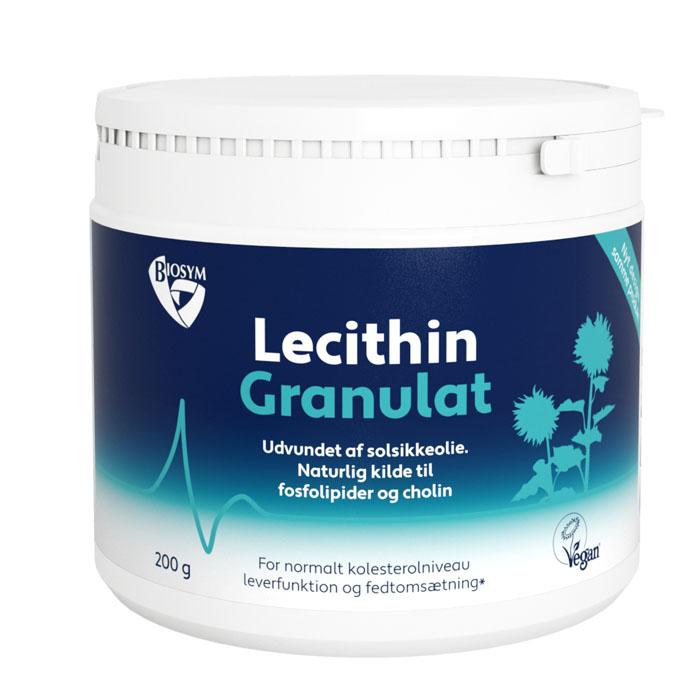 Biosym lecithin granulat 200 gr