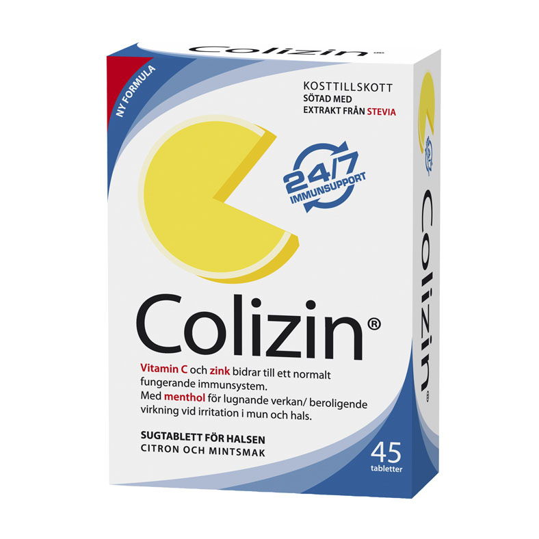 Colizin 45 tab