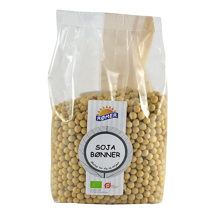 Rømer soyabønner 500 gr