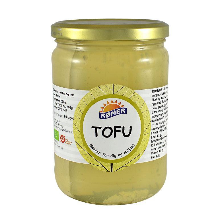 Rømer tofu 550 ml øko