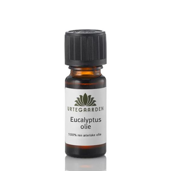 Urtegården eucalyptus olje 10 ml eterisk