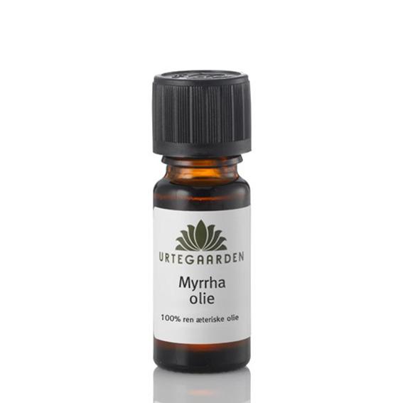 Urtegården myrrha olje 5 ml eterisk