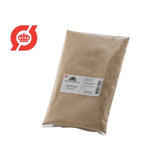 Urtegården lakrisrot pulver 100 gr