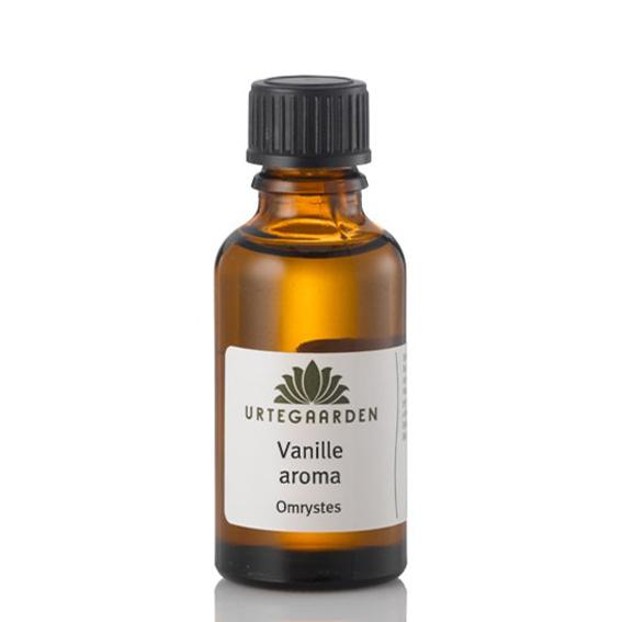 Urtegården vanilje aroma 30 ml