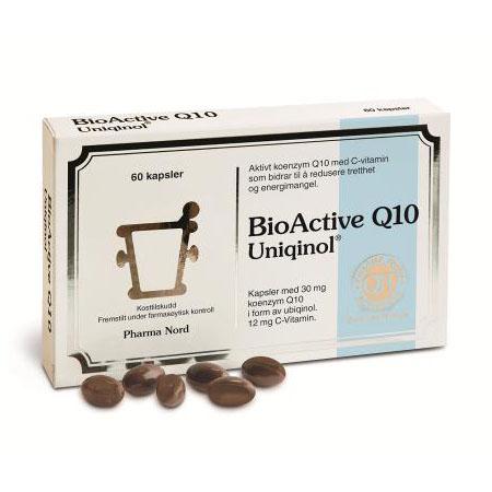 Pharma Nord Bio-Qinon Q10 Uniqinol 60 kap