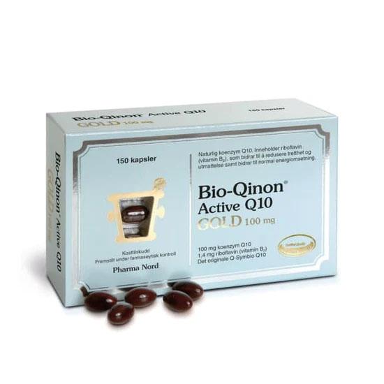 Pharma Nord Bio-Qinon Q10 Gold 100 mg 150 kap