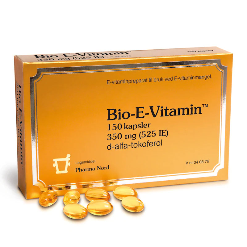 Pharma Nord Bio-E-Vitamin 350 mg 150 tab