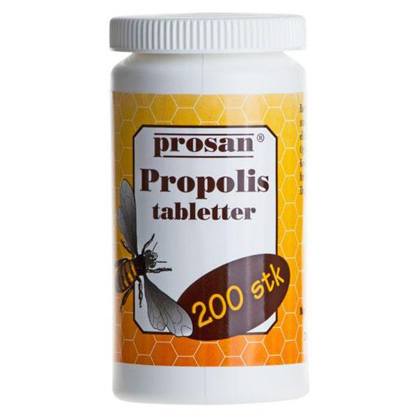 Prosan propolis tabletter 200 stk