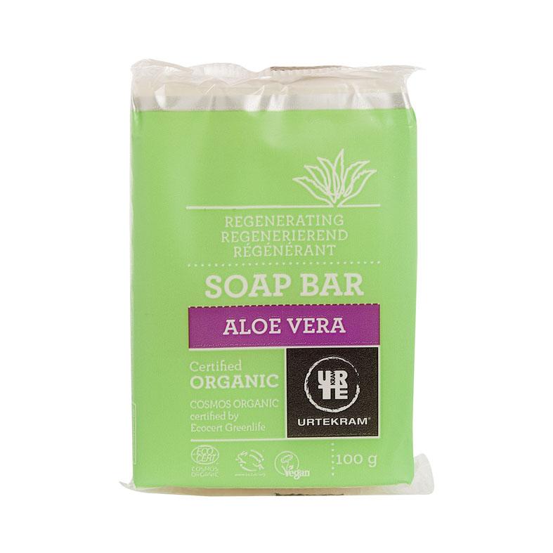 Urtekram aloe vera såpe 100 gr
