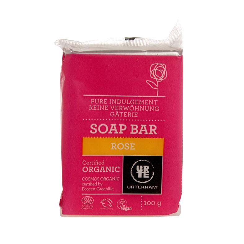 Urtekram rose såpe 100 gr