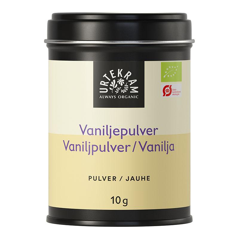 Urtekram vaniljepulver 10 gr