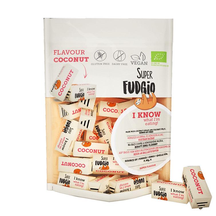 Super fudgio coconut fudge 150 gr