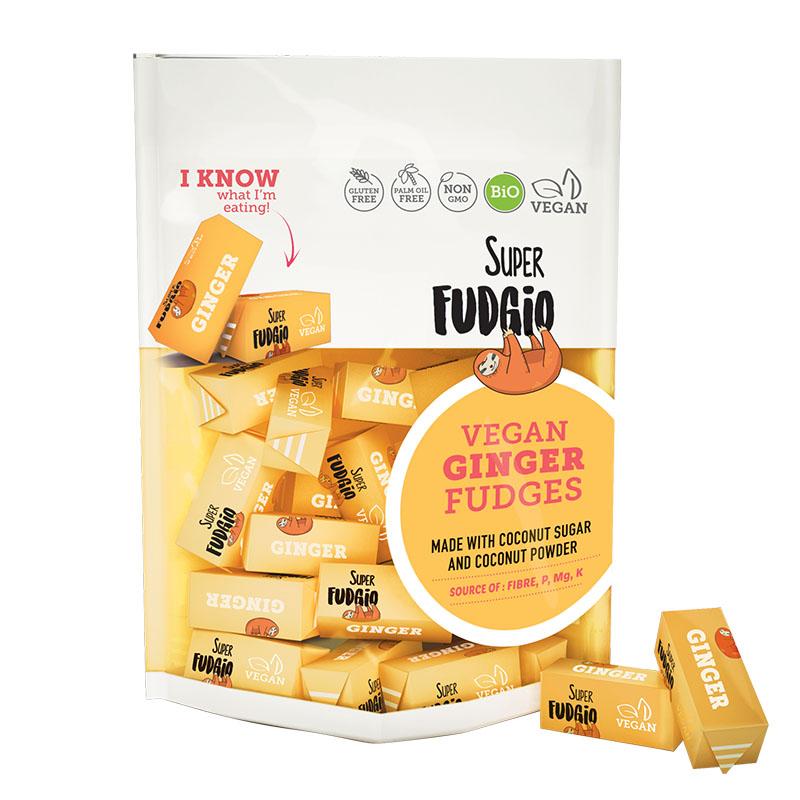 Super Fudgio ginger fudge 150 gr