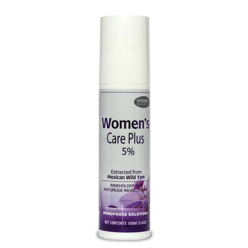 Women's care plus 100 ml