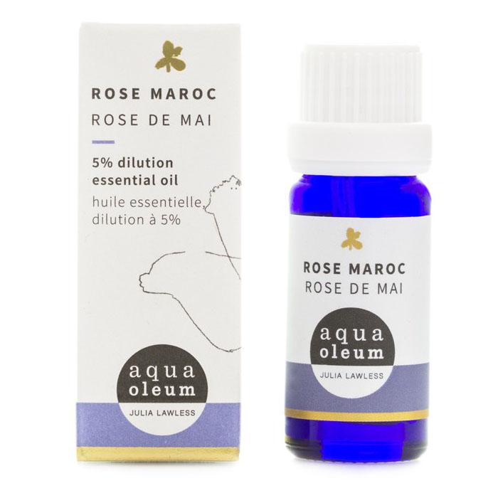 Aqua Oleum rose abs. maroc (5% dil) 10 ml
