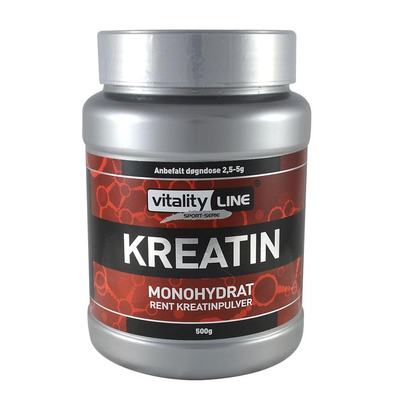 Vitality Line kreatin monohydrat 500 gr