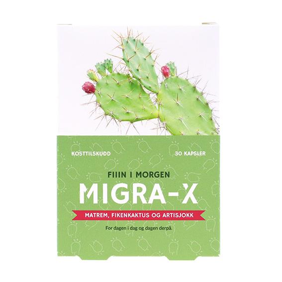 Biosan migra-x 30 kap