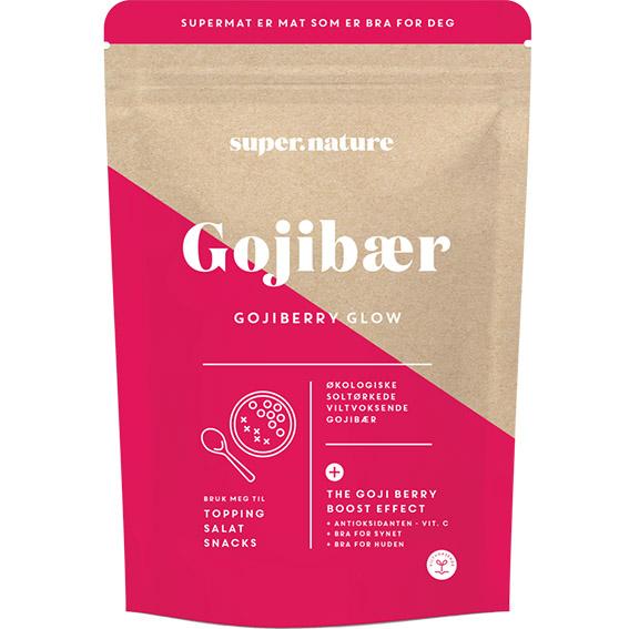 Supernature gojibær 150 gr