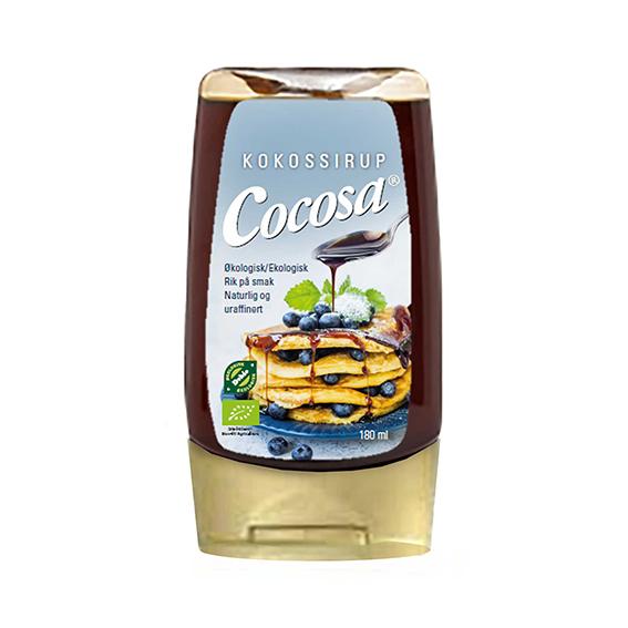 Soma cocosa kokossirup 180 gr