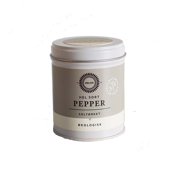 Helios hel sort pepper 70 gr