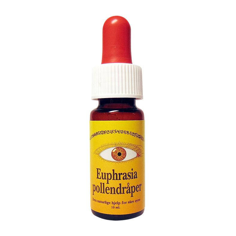 Euphrasia pollendråper 10 ml