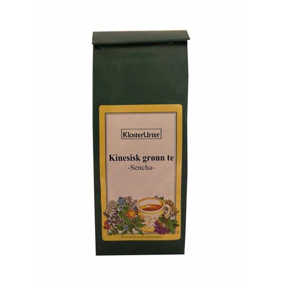 Kloster grønn te sencha 100 gr