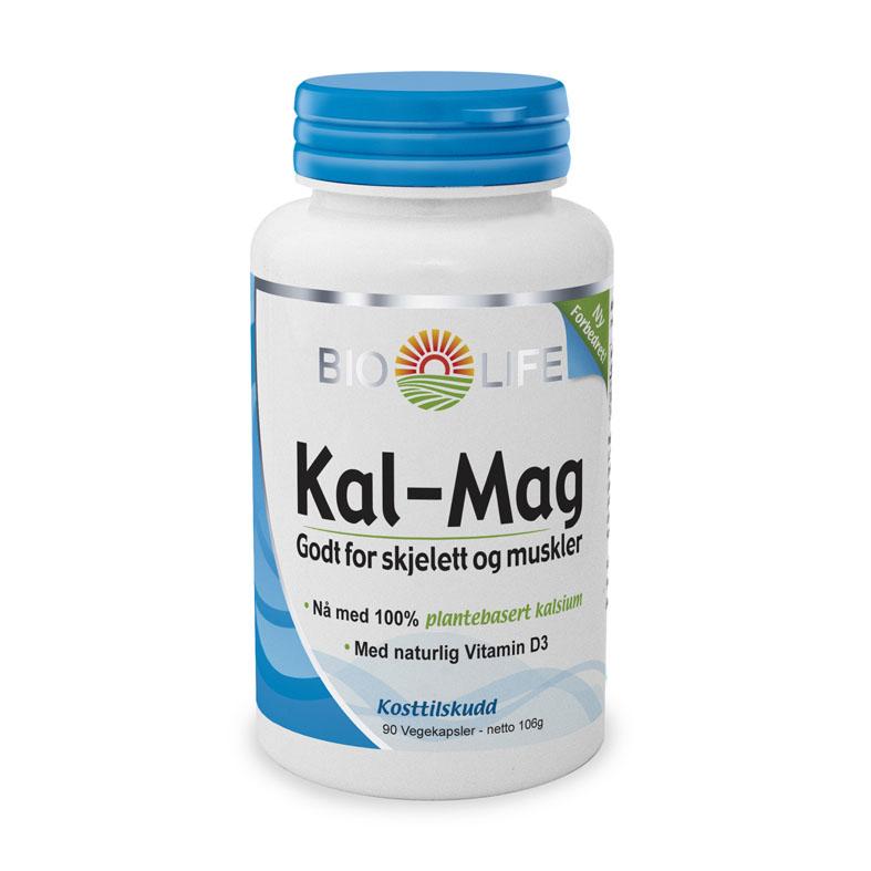 Bio Life kal-mag 90 kap