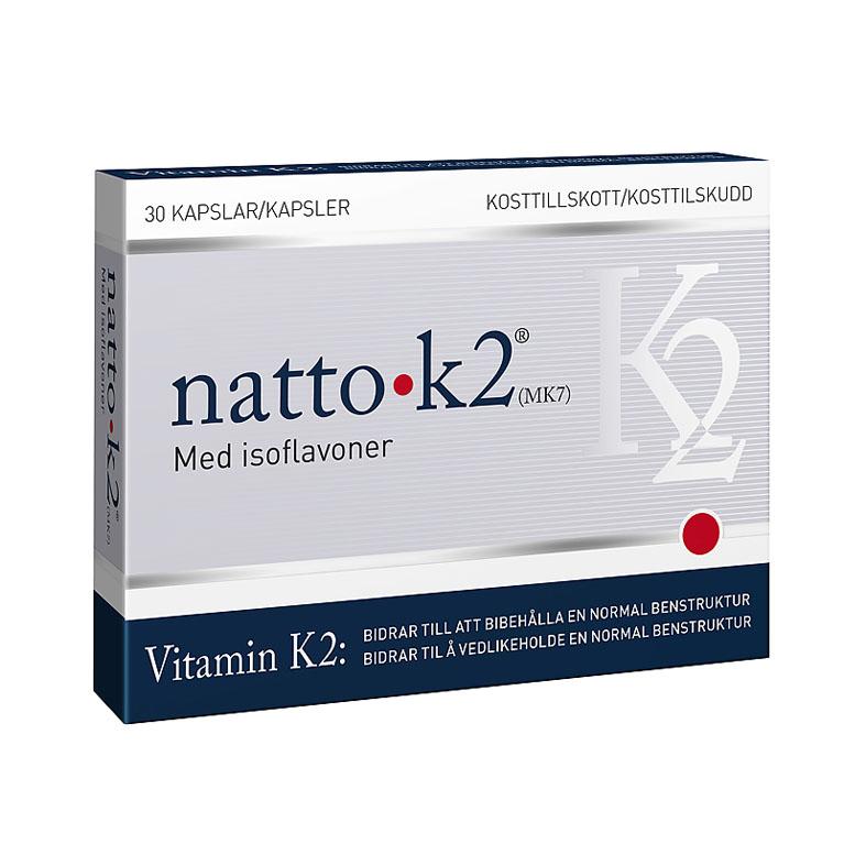 Natto K2 30 kap