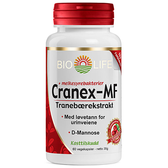 Bio Life cranex-MF 60 kap