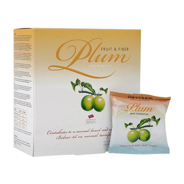 Oxytarm fruit & fiber plum
