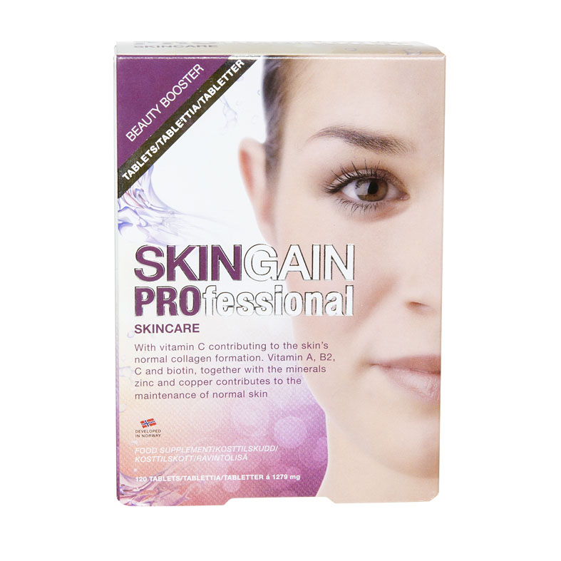 Skingain professional 120 tab