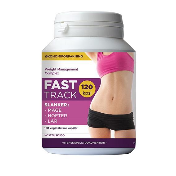 FastTrack ned i vekt 120 kap