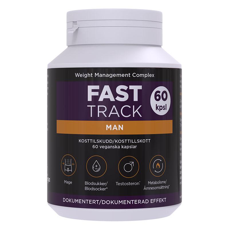 FastTrack mann 60 kap
